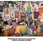 "[Album] Superfly – Superfly 10th Anniversary Greatest Hits ""LOVE, PEACE & FIRE""[FLAC + MP3]"