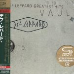 [Album] Def Leppard – Greatest Hits – Vault 1980-1995 (Reissue 2008)[FLAC + MP3]