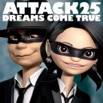 [Album] DREAMS COME TRUE – Attack25 [FLAC + MP3]