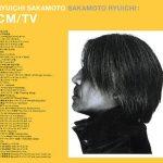 [Album] Ryuichi Sakamoto – CM/TV [FLAC + MP3/320KB]