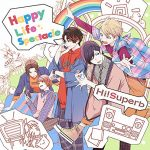 [Single] Hi!Superb – Happy Life Spectacle (MP3/320KB)