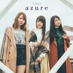 [Single] TrySail – azure (MP3/320KB)