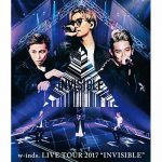 """[Album] w-inds. – w-inds. LIVE TOUR 2017 """"INVISIBLE"""" (AAC/256KB)"""