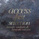 [Album] access – access best selection [MP3]