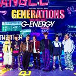 [Single] GENERATIONS from EXILE TRIBE – G-ENERGY (AAC/256KB)