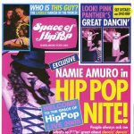 [Album] Namie Amuro – Space of Hip-Pop -namie amuro tour 2005-[MP3]