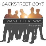 [Single] Backstreet Boys – I Want It That Way (Reimagined)[MP3]