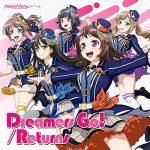 [Single] Poppin'party – Dreamers Go!/Returns (2019/MP3/RAR)