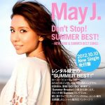 [Album] May J. – Don't Stop! Summer Best![MP3]