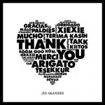 [Album] JIN AKANISHI – THANK YOU [FLAC + MP3]