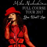 [Album] Mika Nakashima – MIKA NAKASHIMA FULL COURSE TOUR 2017~YOU WON'T LOSE~[FLAC Hi-Res + MP3]