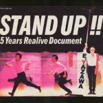 [Album] Eikichi Yazawa – Stand Up!! -5 Years Realive Document-[MP3]