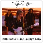 [Album] Taylor Swift – Live in the BBC Radio 1 Live Lounge (MP3/RAR)