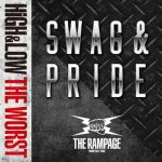 [Single] THE RAMPAGE from EXILE TRIBE – SWAG & PRIDE (2019/AAC/RAR)