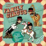 [Album] YMCK – FAMILY CIRCUS (2019/MP3/RAR)