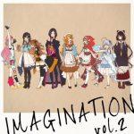 """[Album] VTuber Album """"IMAGINATION vol.2"""" – Covers JPOP (2019/MP3/RAR)"""