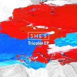 [Album] SHE'S – Tricolor EP (2019/MP3/RAR)