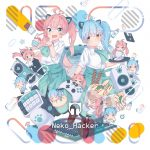 [Album] Neko Hacker – Neko Hacker (2020/MP3+FLAC/RAR)