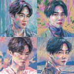 [Album] Suho (수호) – Self-Portrait – The 1st Mini Album (2020/MP3+FLAC/RAR)