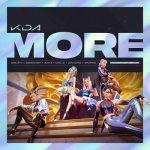 [Single] K/DA – MORE (2020/FLAC 24bit Lossless/RAR)