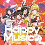 [Single] Happy Around! – Happy Music♪ (2020/FLAC 24bit/RAR)
