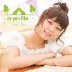 [Album] 井口裕香 (Yuka Iguchi) – az you like. (2016/FLAC 24bit + MP3/RAR)