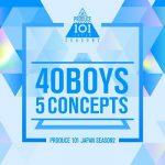[Single] PRODUCE 101 JAPAN SEASON2 – 40 Boys 5 Concepts (2021/FLAC + MP3/RAR)